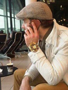 The Time Traveller's Watch by Stef van der Bijl #TheWayofLiving24 #TWOL24
