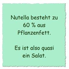 Lecker Nutella :)