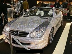 http://delacruzsagabyptmacias.com/    I wouldn't mind having a diamond Mercedes car to go with my jewelry:)) ha!