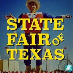"""1,436 Likes, 60 Comments - DALLAS SOCIAL (@dallassocial) on Instagram: """"THE STATE FAIR OF TEXAS ________________________________________ September 29th - October 22nd Fair…"""""""