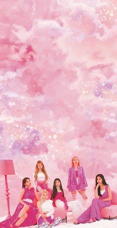Kpop Girl Groups, Korean Girl Groups, Yuehua Entertainment, Lock Screen Wallpaper, Hush Hush, South Korean Girls, Mini Albums, Boy Or Girl, Cute