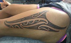 Maori Tattoo Designs, Maori Tattoos, Tattoos For Women, Tattoos For Guys, Island Tattoo, New Zealand Tattoo, Maori Art, Tatting, Body Art