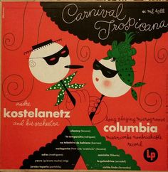 André Kostelanetz And His Orchestra - Carnival Tropicana (Vinyl, LP, Album) at Discogs