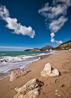 Beach Sutomore, Montenegro  #sutomore  #montenegro #beach