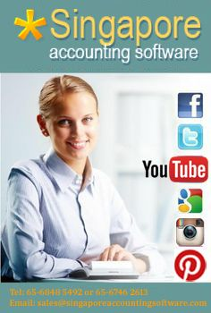 "Best in your business ‪#‎Accountingsolutions‬ Every Business will have different requirements from an ‪#‎accountingsoftware‬ There are many ‪#‎software‬ packages on the market that allow business managers to successfully control records very simply & effectively.#Accountingsoftware that makes a ""perfect accounting"" in your business is ‪#‎SingaporeAccountingSoftware‬. Please visit us on : www.singaporeaccounting.com"
