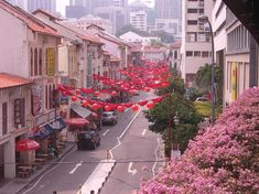 Singapore - Streets of chinatown