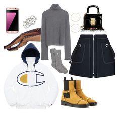"""Style"" by dikenn ❤ liked on Polyvore featuring Kendra Scott, Kenzo, Champion, Balenciaga, Free People, UGG, Loren Stewart, Dsquared2 and Samsung"