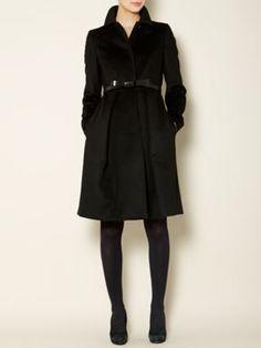 Max Mara Studio Black Coat similar to the #Kate Coat is now in store xxx