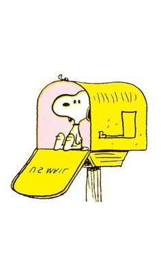Friendship: mail, letters, cards, or send yourself, Snoopy! Charlie Brown Christmas, Charlie Brown Peanuts, Peanuts Snoopy, Caricatures, Snoopy Pictures, Snoopy Quotes, Peanuts Characters, Adventure Time Finn, Cross Stitch Pictures