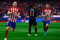 Atletico Madrid đang trên đà tinh thần hưng phấn khi thắng tới 6/7 trận mới đây tại mọi mặt trân tham dự. Rõ ràng, phong độ lên cao và thêm lợi thế sân nhà...