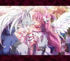 Cure Happy and Wolfrun