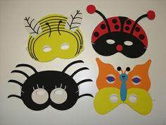 bug masks!