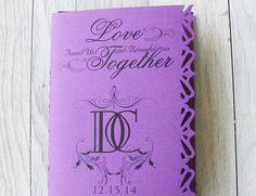 12.13.14 - The Last Wedding of 2014 - Serein Invites