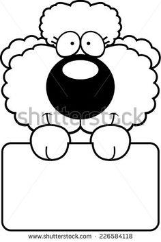 Animated Poodle Clip Art | Poodle Clipart #215241 by BNP Design ...