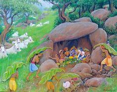 Hare Krishna, Krishna Lila, Little Krishna, Krishna Hindu, Radha Krishna Pictures, Lord Krishna Images, Radha Krishna Photo, Krishna Photos, Girl Drawing Sketches