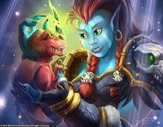 Warcraft - Ouchie! by SamwiseDidier.deviantart.com on @deviantART