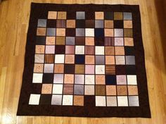 Wedding guest book quilt by AandMQuilts on Etsy, $400.00