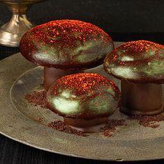 Chocolate Toadstools