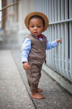 Stylish since birth.