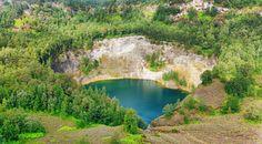 Amazing Kelimutu Sunrise Trekking. Get travel package at http://www.komodotours.co.id/mount-kelimutu-adventure-3d2n   #kelimututrekking #kelimutusunrisetrekking #kelimutu3cololake #kelimutucraterlake