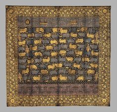 Picchwai for the Festival of Cows | India, Deccan, Aurangabad (?) | The Met