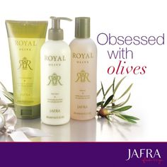 Replenish, restore, and revive your body with the richness of pure olive extracts. http://jafra.me/fgn