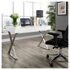 nice office desks. Simple Nice Writing Desk Toasted Walnut To Nice Office Desks L