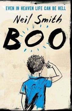 """Boo - Neil Smith When Oliver """"Boo"""" Dalrymple wakes up in heaven, the eighth-grade science geek thinks he died of a heart defect at his school. But soon after arriving in this hereafter reserved for dead thirteen-year-olds, Boo discovers he's a 'gommer', a kid who was murdered. What's more, his killer may also be in heaven. With help from the volatile Johnny, a classmate killed at the same school, Boo sets out to track down the mysterious Gunboy who cut short both their lives."""