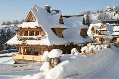 Villa Miodula Zakopane - Street view