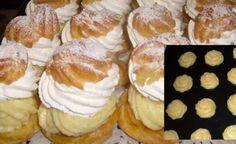 Neskutočne chutné šľahačkové veterníky: Chutia lepšie ako tie z cukrárne! | Báječná vareška Doughnut, New Recipes, Cheesecake, Muffin, Breakfast, Ale, Food, Paper Dolls, Hacks