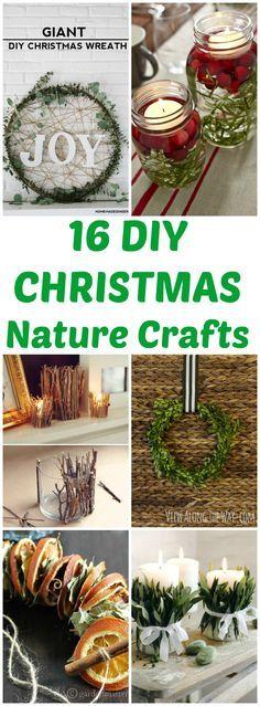 16 DIY rustic Christ