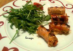 Mixed Homemade Sausages (credit: Jeremy, jerjerjer.com) 2013