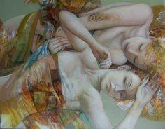 Artiste peintre Pascal Dugourd: Dugourd Pascal artiste peintre des femmes horloges...