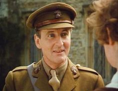 Hugh Fraser as Captain Hastings in the Agatha Christie's Poirot.