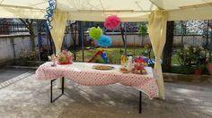 Šareni pomponi uljepšali su veseli rođendan <3