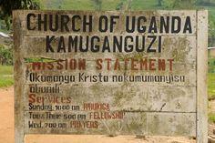 Church in Uganda Compassion International