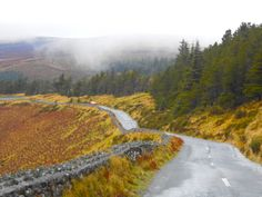 Sally Gap, Wicklow Mountains, Ireland (Ps I Love You)