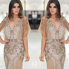 """""""Morning girls! Pra começar as semana com esse dress inspirador! #TonageLovers #ColeçãoAllure  @tugore"""""""