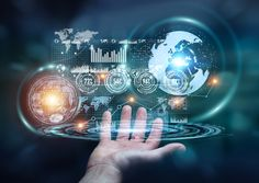 A World At Our Fingertips – Arata – technologie Futuristic City, Futuristic Technology, Futuristic Design, New Technology Gadgets, Technology World, Tech Gadgets, Technology Wallpaper, Technology Background, Hologram Technology
