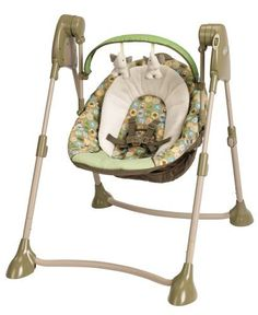 Baby Swing  -  Pin it :-) Follow us .. CLICK IMAGE TWICE for our BEST PRICING ... SEE A LARGER SELECTION of  Baby swing   at   http://zbabybaby.com/category/baby-categories/baby-activity-gear/baby-swing/  - gift ideas, baby , baby shower gift ideas , kids - Baby/Infant/Child/Kid Graco Swing By Me 2-In-1 Portable Swing, Zooland Newborn Gear « zBabyBaby.com