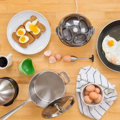 Essential Eggs: Tools for Frying, Poaching, Scrambling, and More