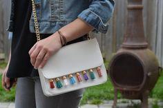 Rebecca Minkoff #Tassel Bag