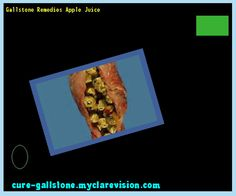 Gallstone Remedies Apple Juice 154310 - Cure Gallstone