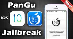 Pangu 10 jailbreak released for latest iOS 10 updates, So, finally now you able to Download PanGu 10 Jailbreak for download Cydia iOS 10.2, iOS 10.1.1, iOS 10.1, iOS 10.0.3, iOS 10.0.2 and lower versions. This is the first and the only iOS 10 Jailbreak tool which supports all the iPhone, iPad and iPod Touch Devices.
