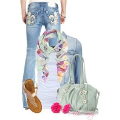 """""""Butterflies & Flowers"""" by alexis1407 on Polyvore"""