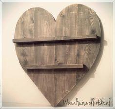 1000+ images about ♥ steigerhout decoratie on Pinterest  Interieur ...