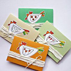 slepička - Hledat Googlem Easter Art, Easter Crafts, Spring Crafts For Kids, Art For Kids, Diy Cards, Happy Easter, Cardmaking, Arts And Crafts, Roosters
