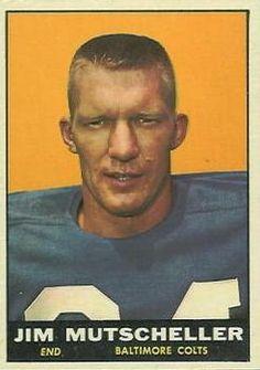 5 - Jim Mutscheller - Baltimore Colts