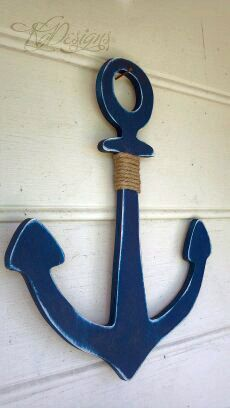 Delicieux Anchor   #Nautical Decor With Rope #baby #nursery