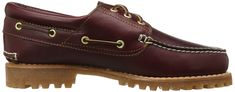 Timberland Mens Classic 3 Eye Lug Boat Shoe Burgundy/Brown9 M US Timberland Sandals, Timberland Mens, Fashion Boots, Sneakers Fashion, Boat Shoes, Men's Shoes, Georgia Boots, To Boot New York
